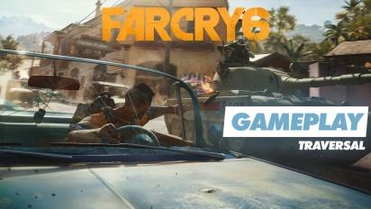 Far Cry 6 - Gameplay Viajando por Yara