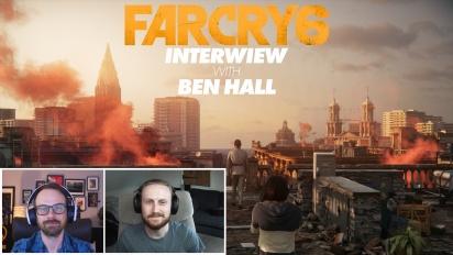 Far Cry 6 - Entrevista con Ben Hall #2