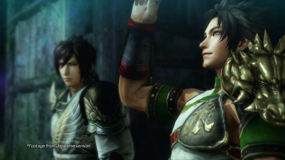 Dynasty Warriors 8 - Shu Trailer