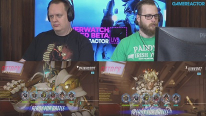 Overwatch Beta cerrada - Repetición del livestream