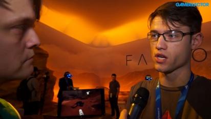 Farpoint - Entrevista a Randy Nolta