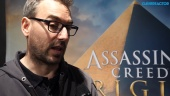Assassin's Creed: Origins - Entrevista a Jean Guesdon