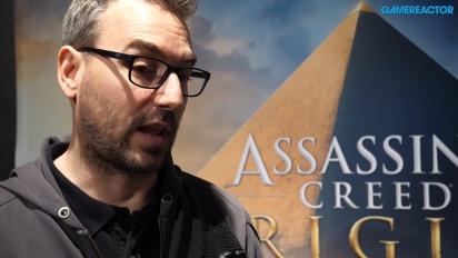 Assassin's Creed: Origins - Entrevista a Jean Guesdon