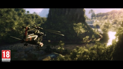 Just Cause 4 - Announcement Gameplay Trailer