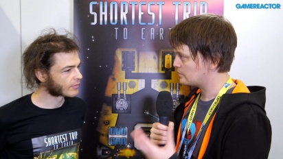 Shortest Trip to Earth - Entrevista a Edvin Aedma