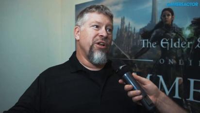 The Elder Scrolls Online: Summerset - Entrevista a Matt Firor en Gamescom