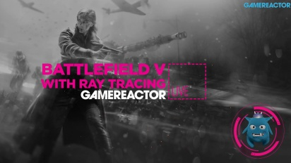 Battlefield V en PC con RTX -  Replay del Livestream