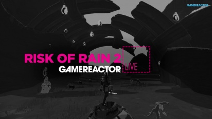 Risk of Rain 2 - Replay del Livestream