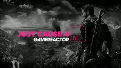 Just Cause 4 - Replay del Livestream de la expansión