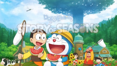 Doraemon Story of Seasons - Trailer de lanzamiento en español