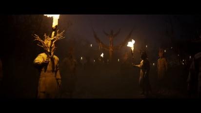 Senua's Saga: Hellblade II - Announce Trailer