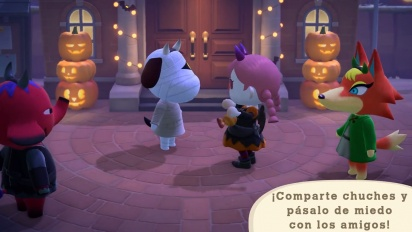 Animal Crossing: New Horizons - Actualización gratuita del 30-09-2020