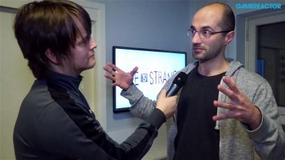 Life is Strange - Entrevista a Jean-Maxime Moris