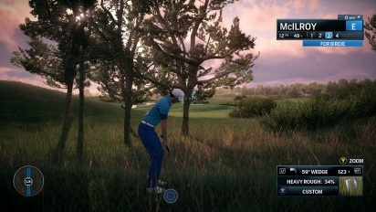 Rory McIlroy PGA Tour - Gameplay Features Trailer