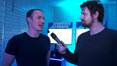 Journey - Entrevista Sony Digital Showcase