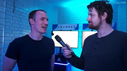 Journey - Entrevista Sony Digital Showcase