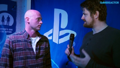 Everybody's Gone to the Rapture - Entrevista Sony Digital Showcase