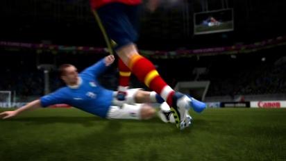 Euro 2012 (FIFA 12) - tráiler de anuncio