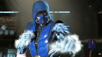 Injustice 2 - Introducing Sub-Zero