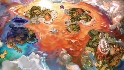 Pokémon Ultra Sun and Pokémon Ultra Moon - Lycanroc trailer