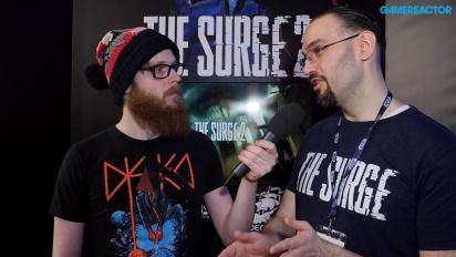 The Surge 2 - Adam Hetenyi Interview