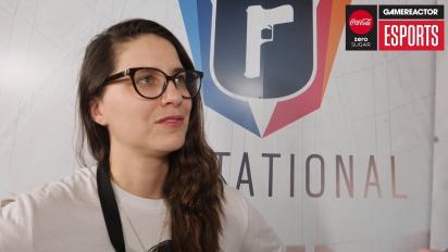 Six Invitational 2018 - Entrevista a Laure Guilbert