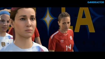 FIFA 19 - Gameplay de El camino con Kim