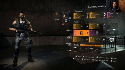 The Division 2 - Replay del Livestream Zona Oscuro y Conflicto
