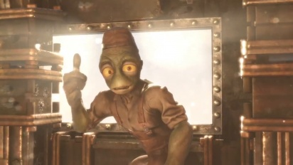 Oddworld: Soulstorm - a Glimpse of a Cinematic