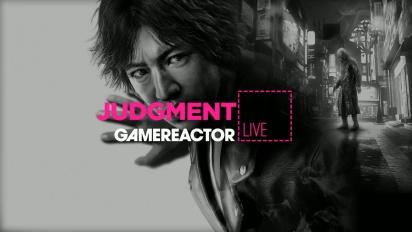 Judgment - Replay del Livestream