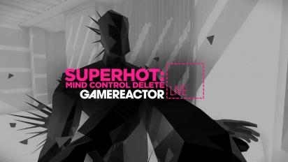 Superhot: Mind Control Delete - Replay del Livestream