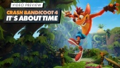 Crash Bandicoot 4: It's About Time - Preview en Video