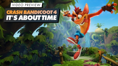 Crash Bandicoot 4: It's About Time - Preview en Video
