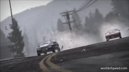 World of Speed - Dream Drive Mazda RX-7 vs. Mercedes Benz 190E 2.5-16 Evolution Trailer