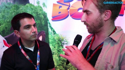 E3 2014: Sonic Boom - Bob Rafei Interview