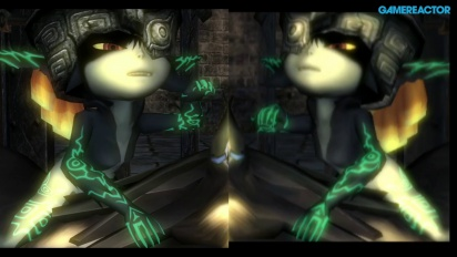 The Legend of Zelda: Twilight Princess HD - Gameplay comparativo Wii U vs. Wii/Gamecube