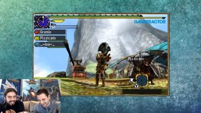Monster Hunter Generations - Replay del livestream en español
