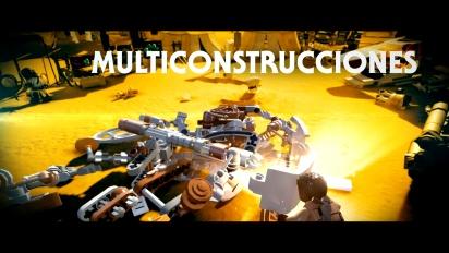 Lego Star Wars - Tráiler español de Multiconstrucciones