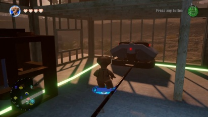 Lego Dimensions - Gameplay del set E.T.