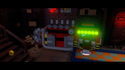 Lego Dimensions - Gameplay del set Gremlins