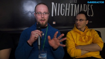 Little Nightmares - Lucas Roussel & Dave Mervik Interview