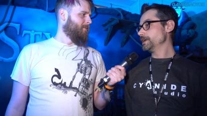 Styx: Shards of Darkness - Julien Desourteaux Interview