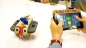 Nintendo Labo: Kit Variado - Montaje y gameplay del Toy-Con Antenauta