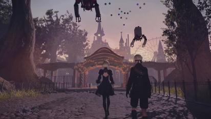 Nier: Automata - Become as Gods Edition E3 Trailer