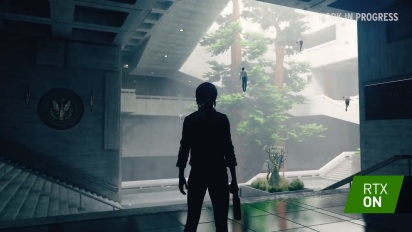 Control - GeForce RTX Real-Time Ray Tracing Demo (GDC 2019)