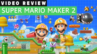 Super Mario Maker 2 - Review en vídeo