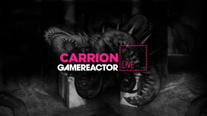 Carrion - Replay del Livestream