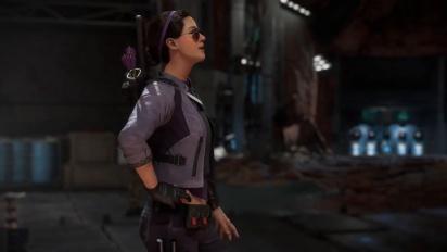 Marvel's Avengers - Tráiler de Kate Bishop y A por IMA en español