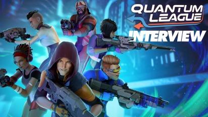 Quantum League - Entrevista a Andres Chilkowski