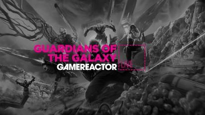 Marvel's Guardians of the Galaxy - Dos horas y muchos Guardianes